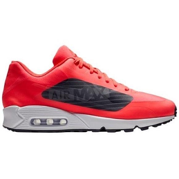 b05695acbba0 Nike Air Max 90 NS GPX Bright Crimson Men Size 11